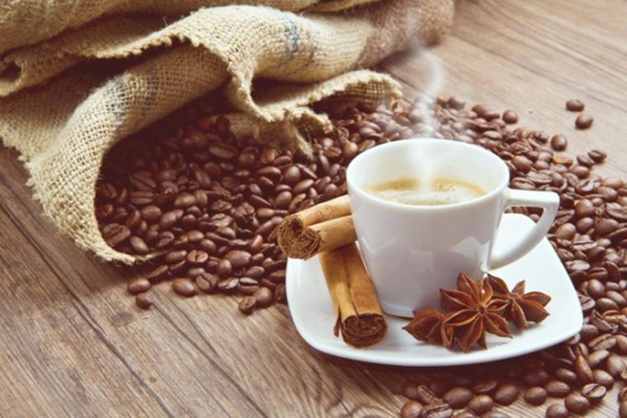 Печенье на завтрак с кофе