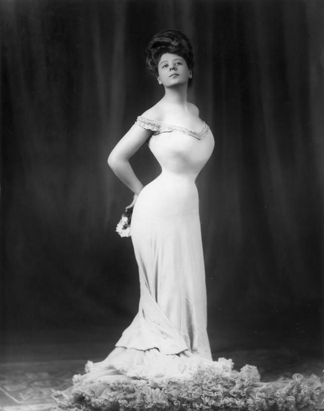 1. 1910-е: девушки Гибсона (© velvet)
