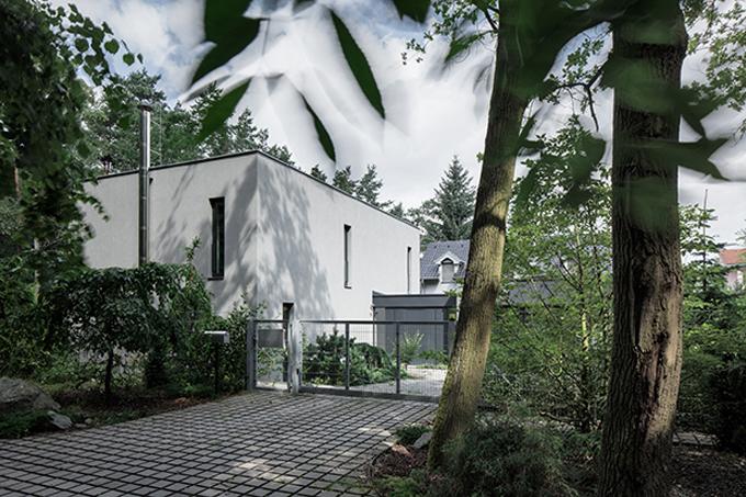House Klanovice от ADR architects
