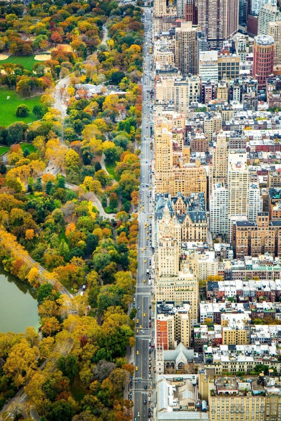 3. На стыке миров, Нью-Йорк, США