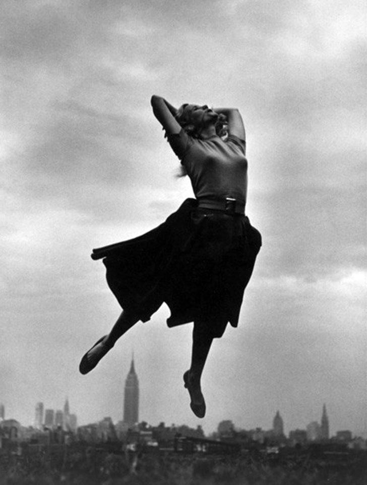 Американская актриса Ева Мари Сейнт.