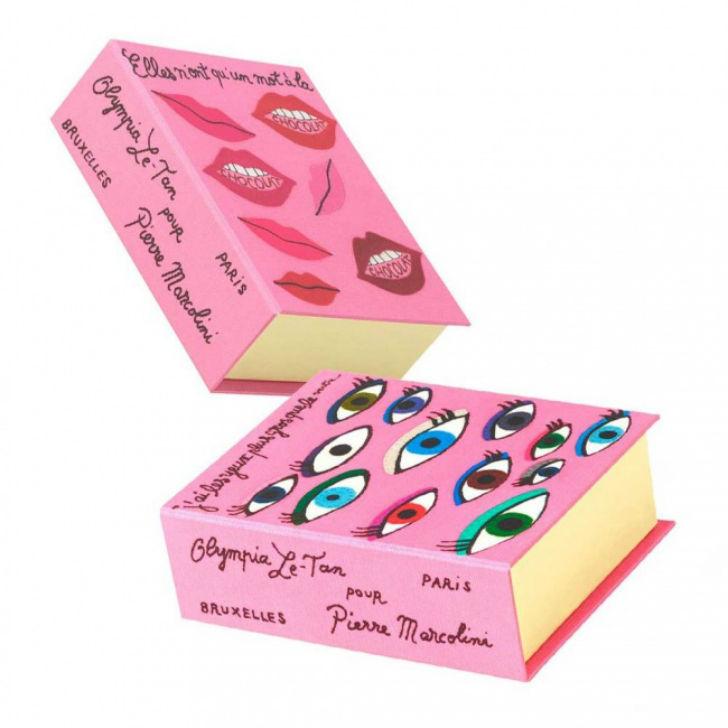 Совместный проект французского дизайнера Олимпии Ле Тан и шоколатье Пьерра Марколини.