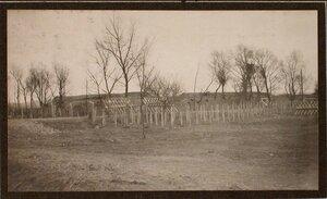 Вид на форт Гурко.