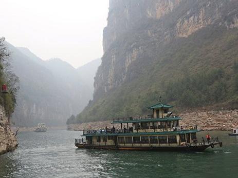 В КНР достроили самый высокий вмире туннель