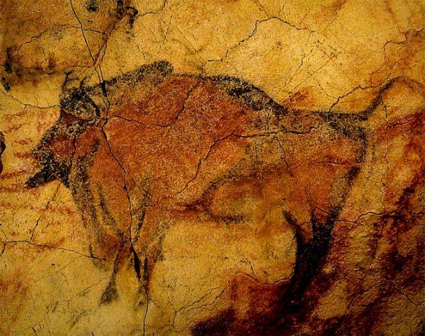 ВИспании отыскали древнейшие наскальные рисунки