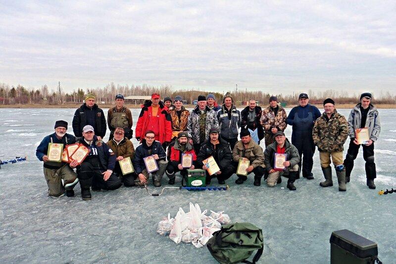 организовываем рыбалки в красноярск