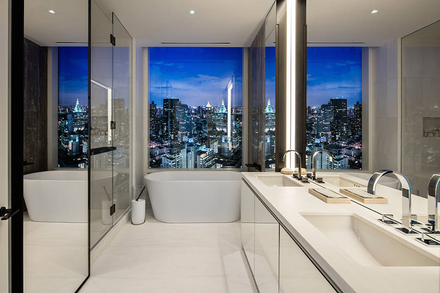 Stunning Luxury Residential Tower in NYC