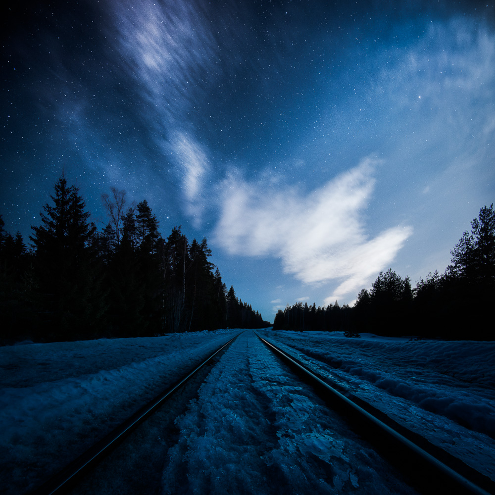 Expansive Finnish Landscapes Photographed by Mikko Lagerstedt