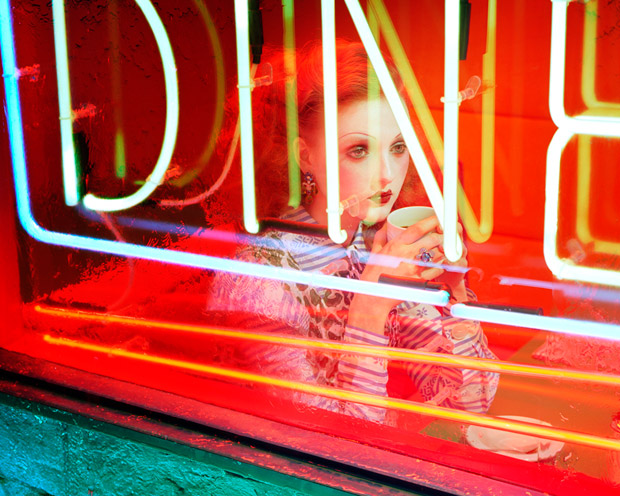 Madison Stubbington for Vogue Italia by Miles Aldridge