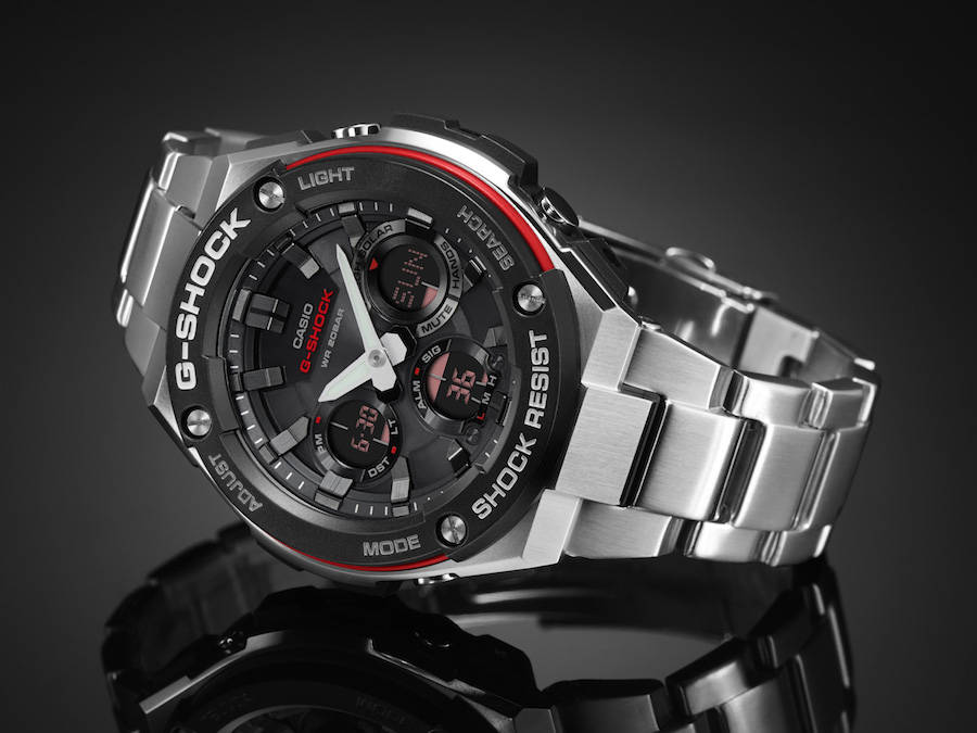G-Shock Indestructible Steel Watch