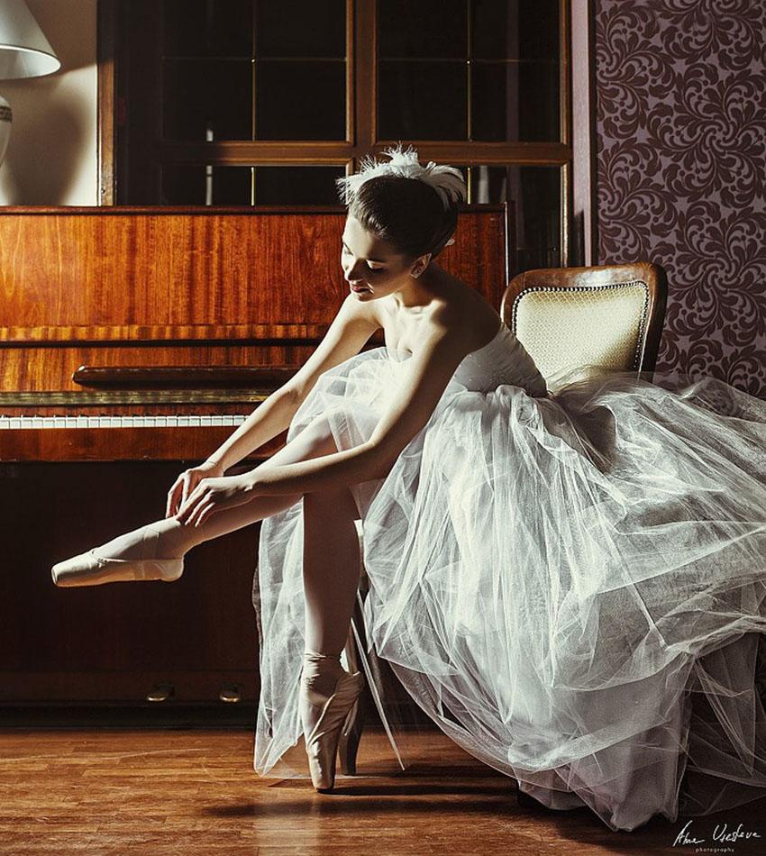 Photographer Anna Utesheva