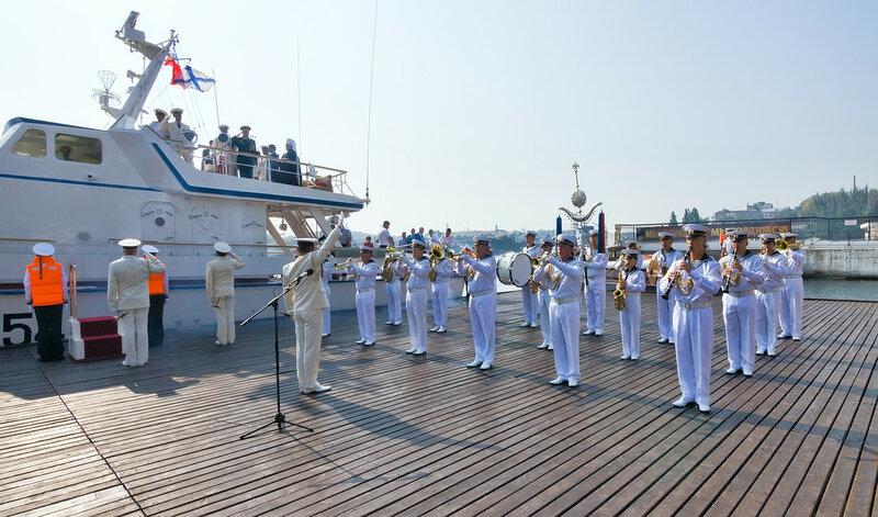 Оркестр штаба Черноморского флота