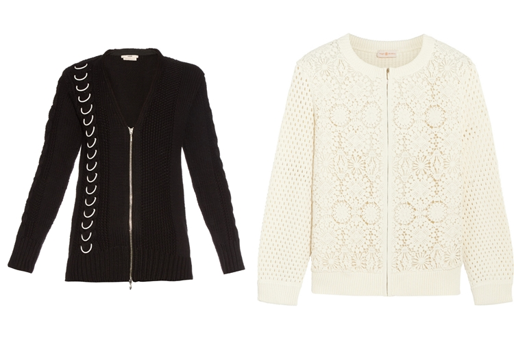 Women's Knitted Cardigans Spring/Summer 2016