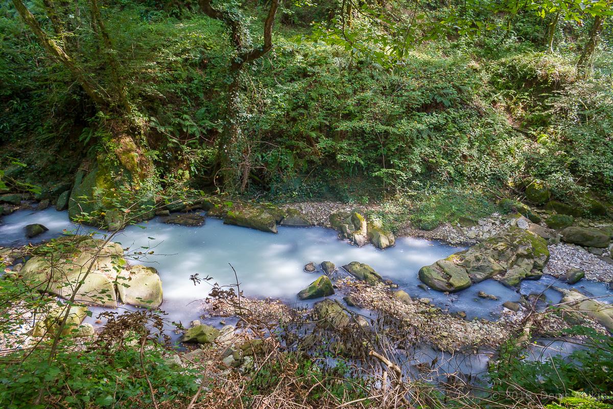 Агурское ущелье, водопады фото 2