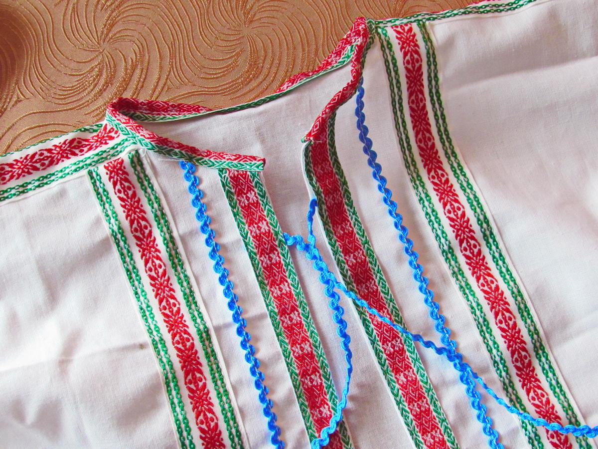 День вышиванки в Беларуси
