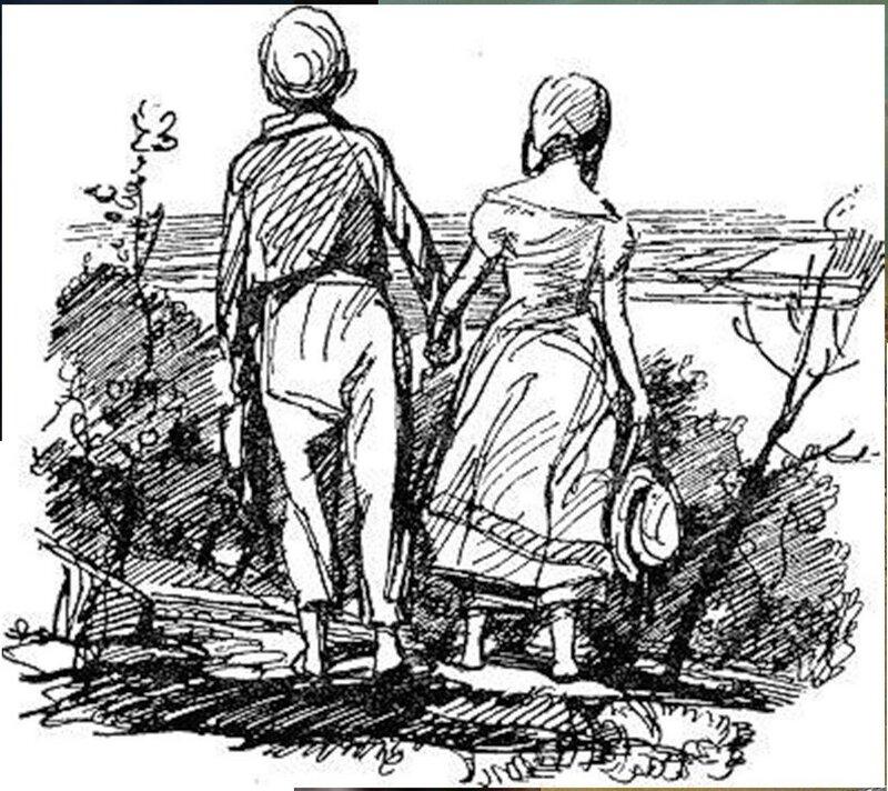 Иллюстрация В. Н. Горяева к пр-ю М.Твена Приключения Тома Сойера (41).jpg