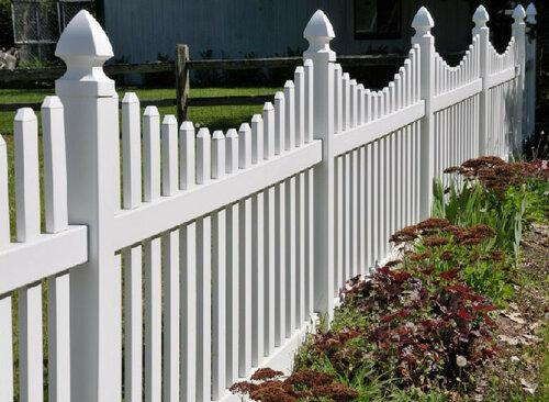 Какой забор подойдет Вашему участку