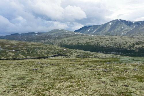 горы Рондане (Rondane)