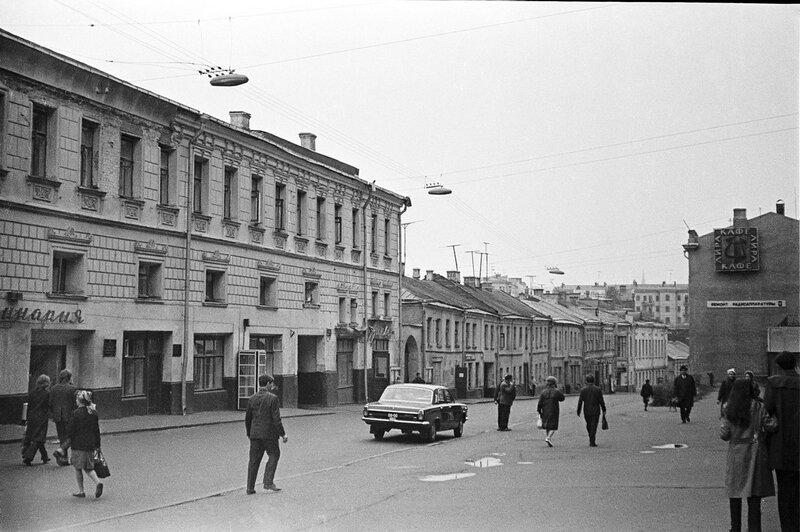 396973 Большая Бронная нач. 1970-х Сергей Бессмертный.jpg