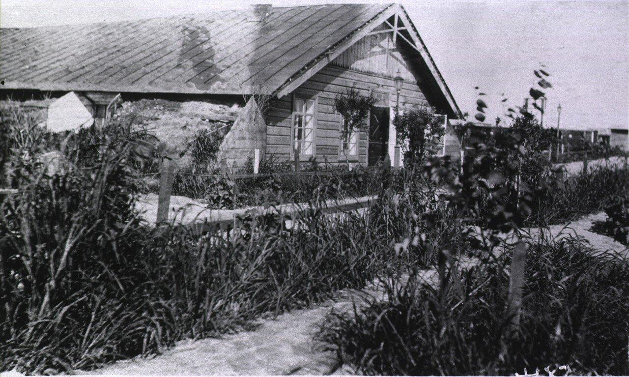 Дом в «сангородке»