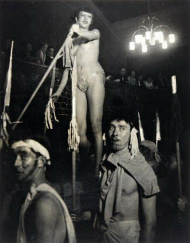 1931. Бал Четырех искусств