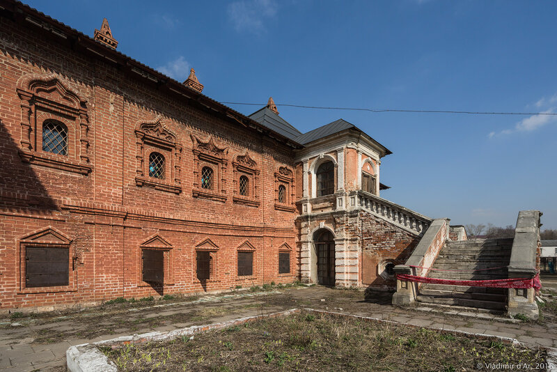 Митрополичьи палаты (1655—1670 гг.)