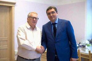 Жириновский поддержал Усатого в борьбе с правящим режимом