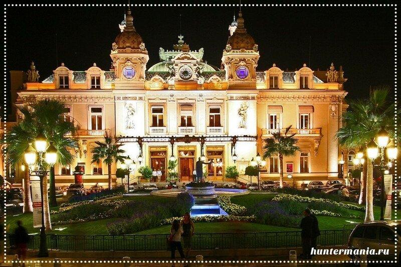 Казино Монте-Карло - жемчужина Монако