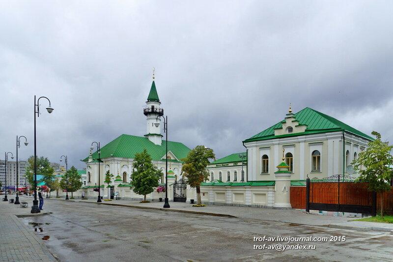 Мечеть Аль-Марджани, Казань