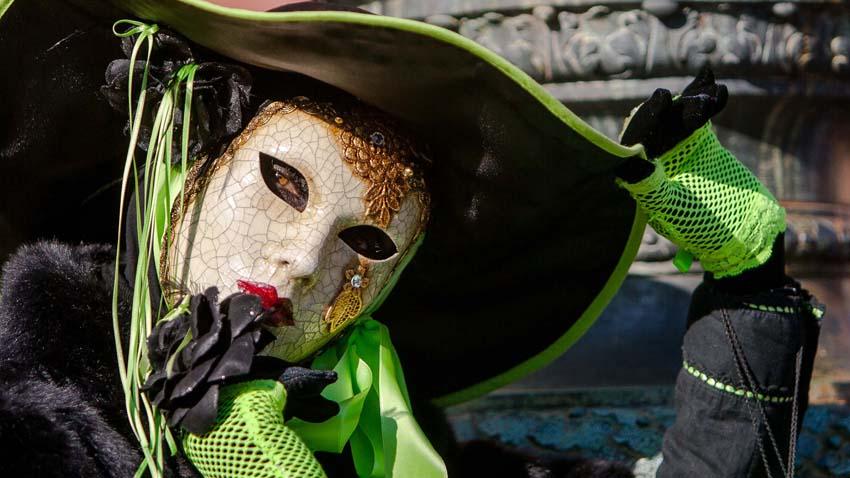 Венецианский Карнавал - Обои рабочий стол