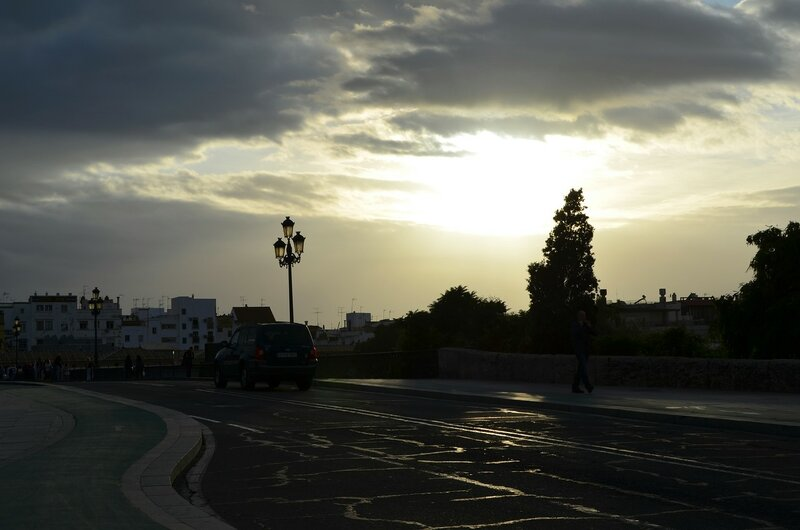 Вечер в Севилье