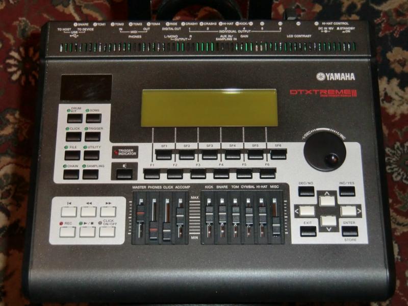 Yamaha DTXTREME III
