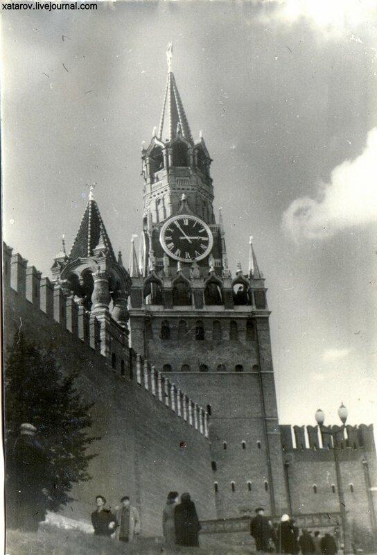 Большой Кремлёвский дворец (2). 03.10.54 г..jpg