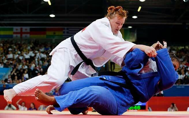 Ivashchenko Suicide Judo