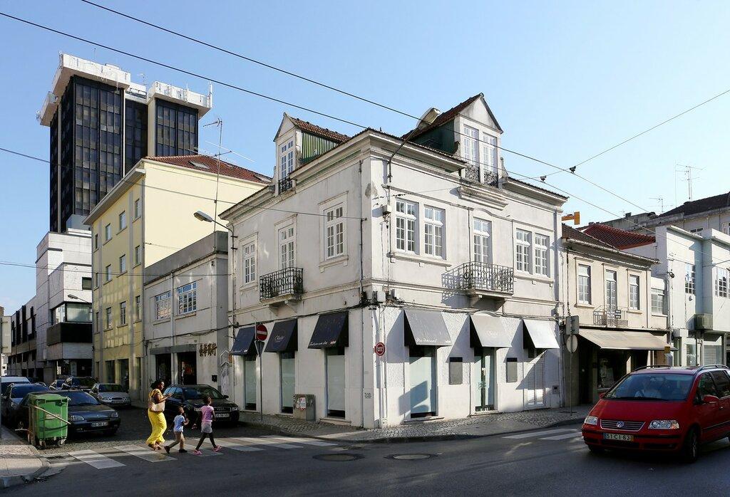 Коимбра. Руа София (Rua Sofia)