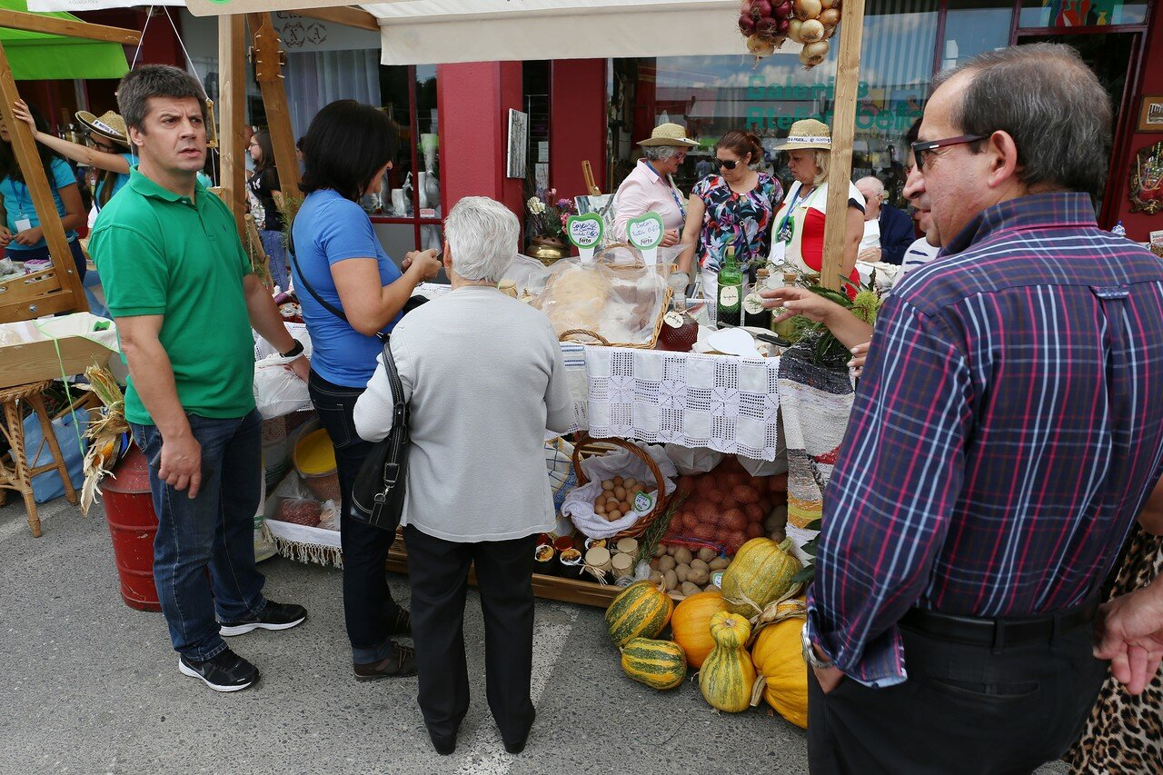 Гуарда. Сельскохозяйственная ярмарка Feira Farta