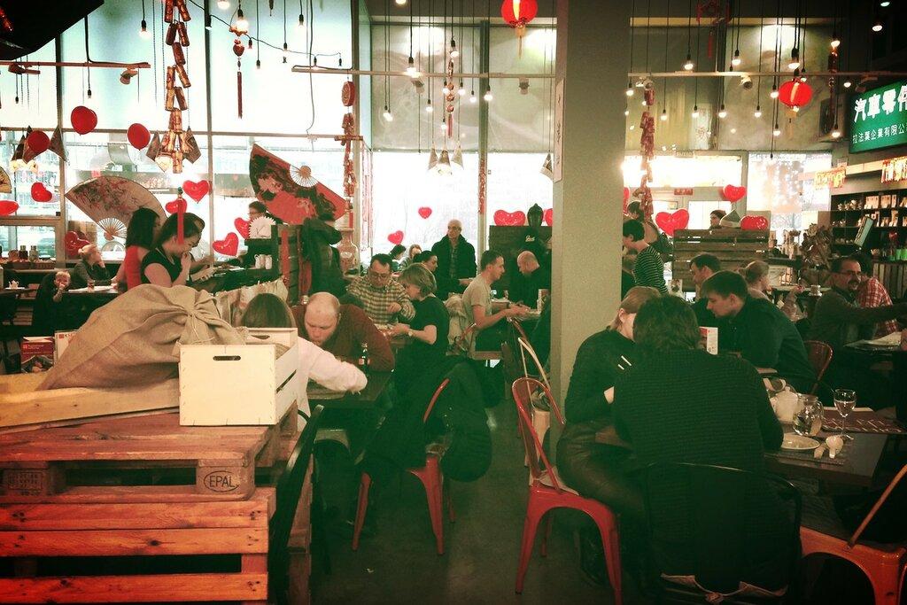 Ресторанный бум в Москве