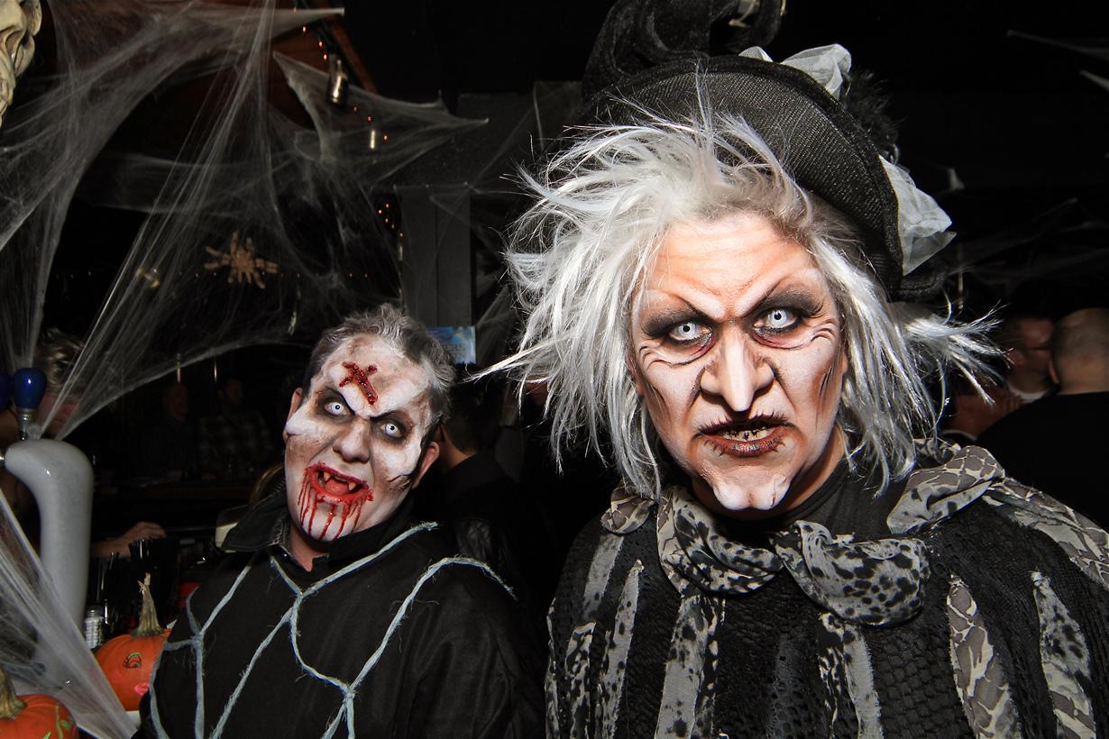 1 место. Хэллоуин — древний кельтский праздник, отмечаемый ежегодно 31 октября в канун Дня всех свят