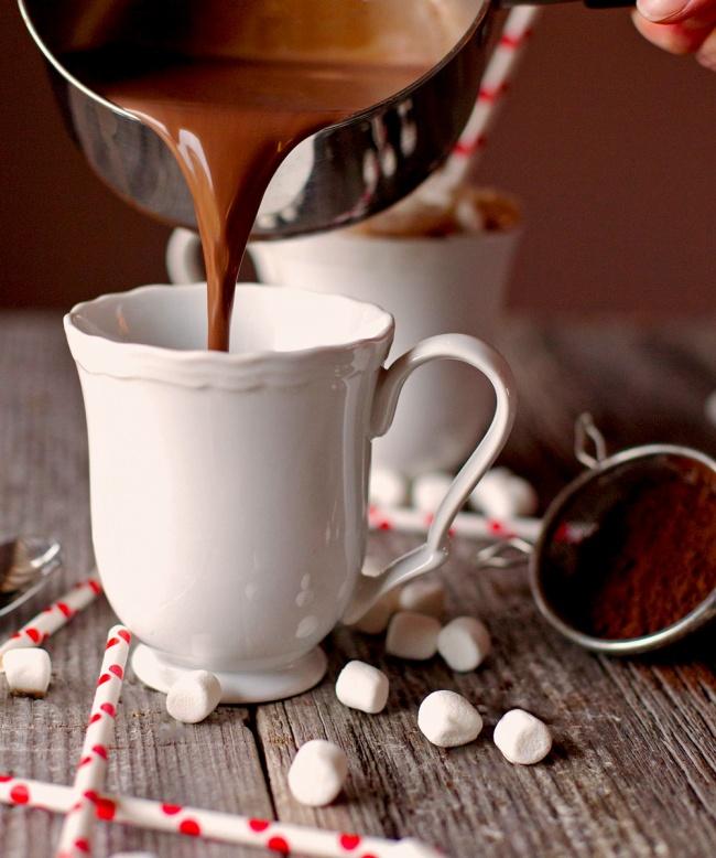 Этот напиток поднимет настроение сутра иподарит замечательное расположение духа навесь оставшийся