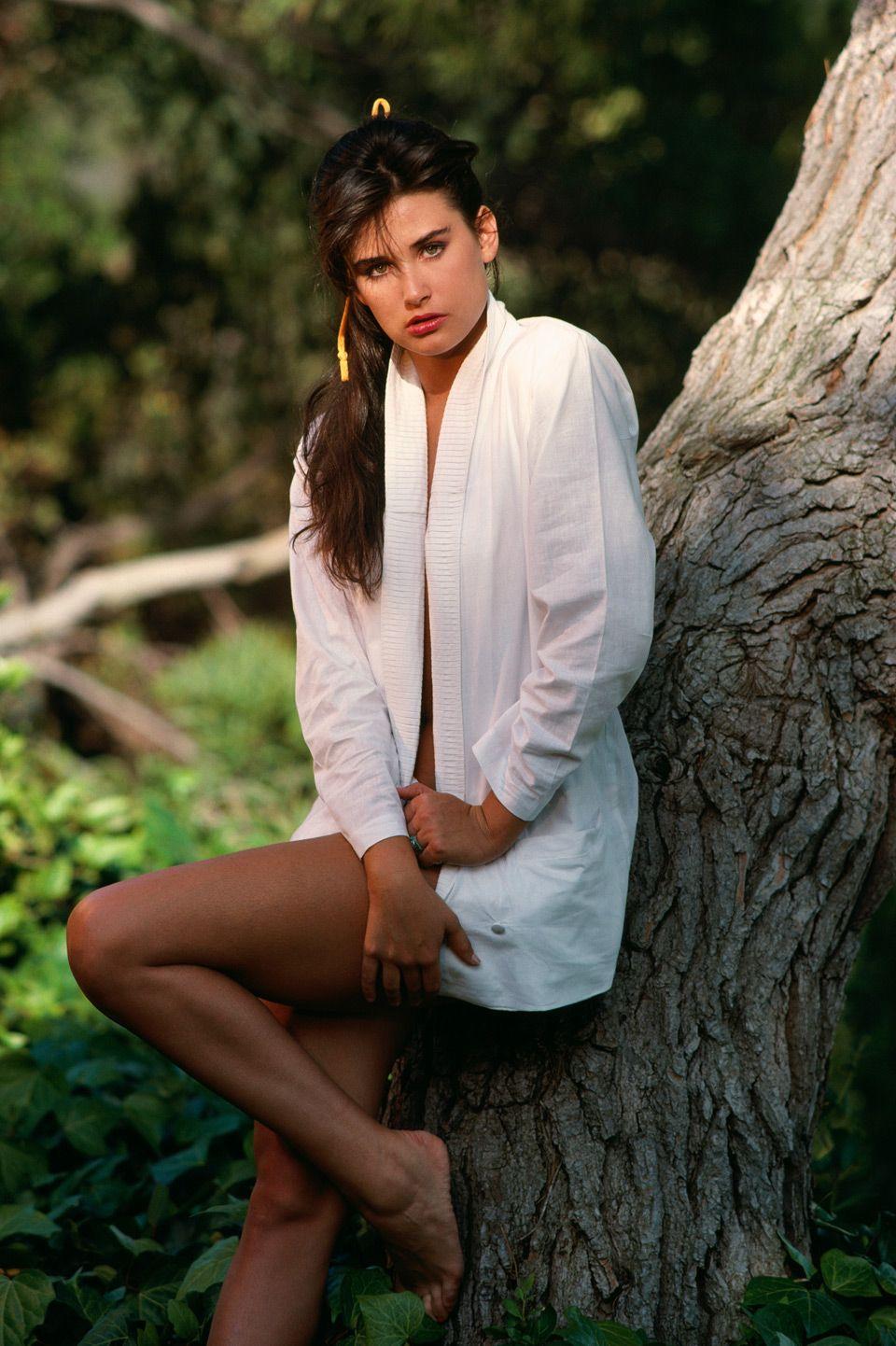1982 год. 20-летняя Дэми. Фото: Michael Childers