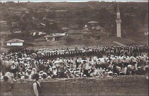 Болгарский праздник в Бяле, сентябрь 1877