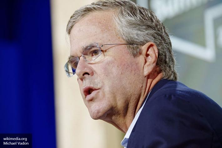 Джеб Буш, кандидат впрезиденты: РФ отстаивает свои интересы успешнее, чем США