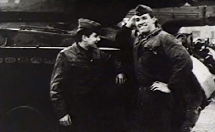 Арнольда Шварценеггер о своей службе в армии