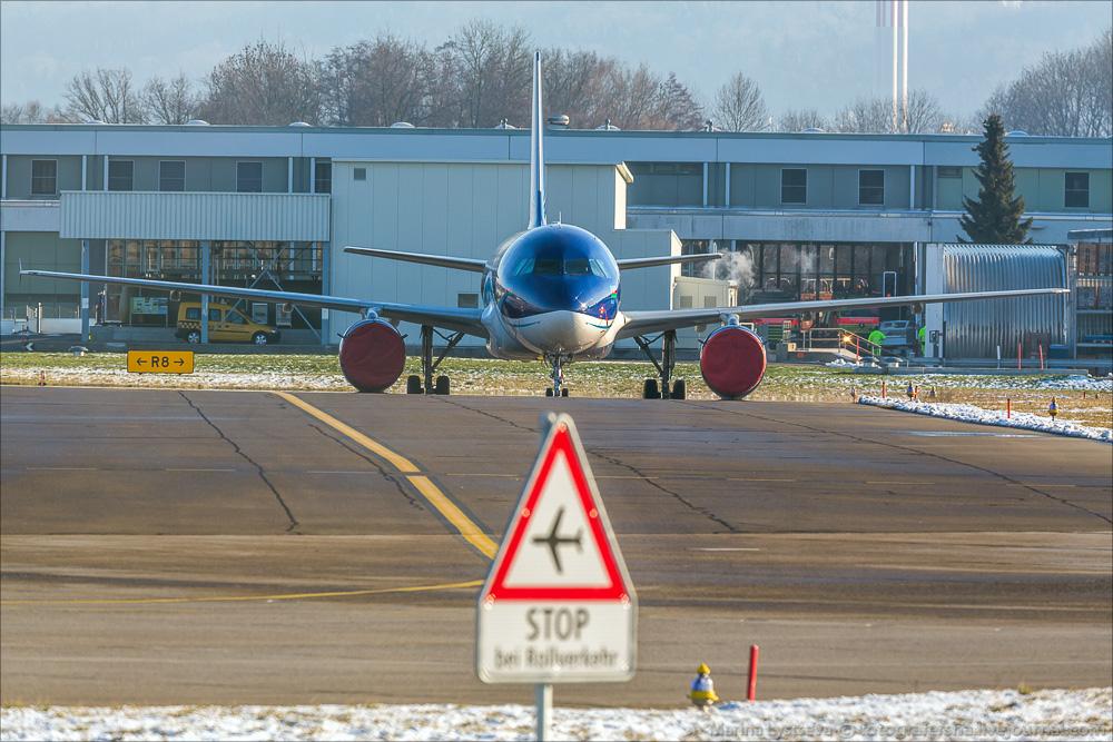 zhurich airport 21.01.2016