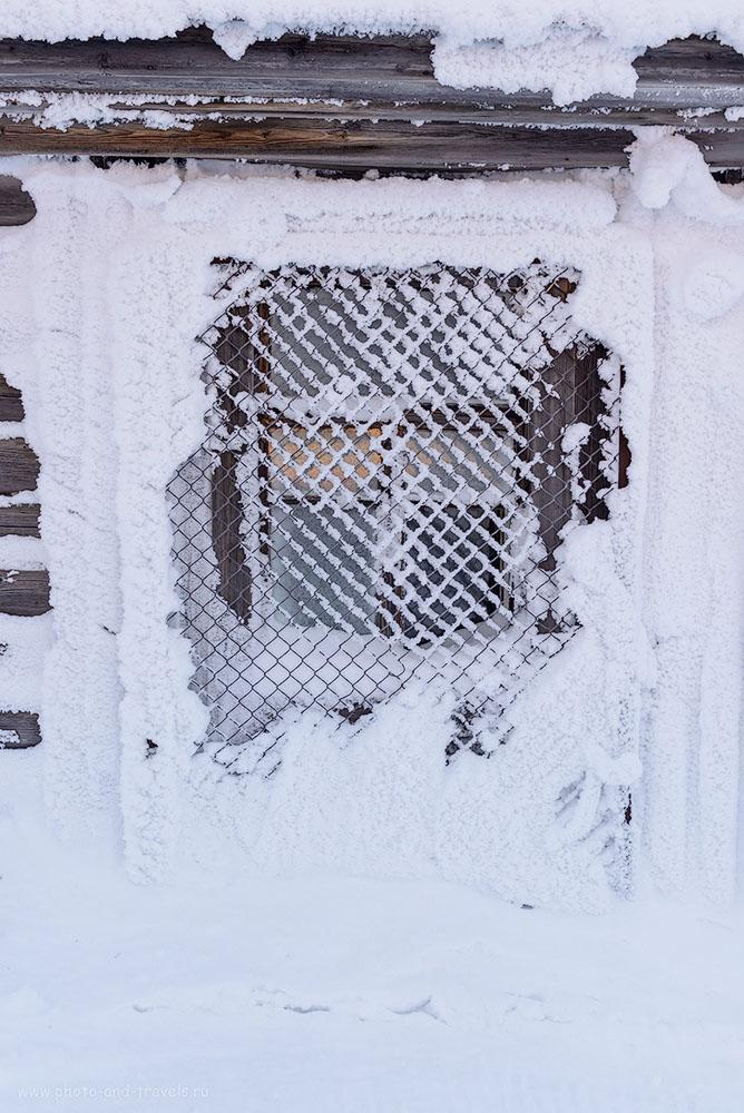 Фото 7. Когда на улице мороз… Что творится на Полюде зимой. 1/50, 0.67, 8.0, 500, 38