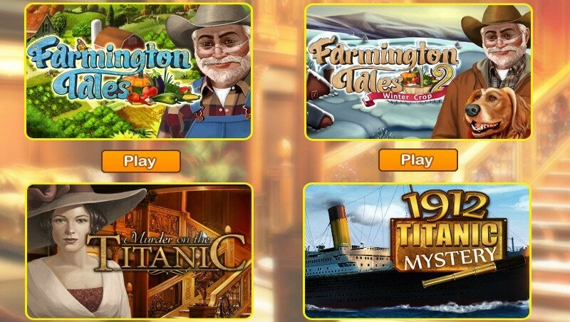Best of Hidden Object Value Pack Vol. 2