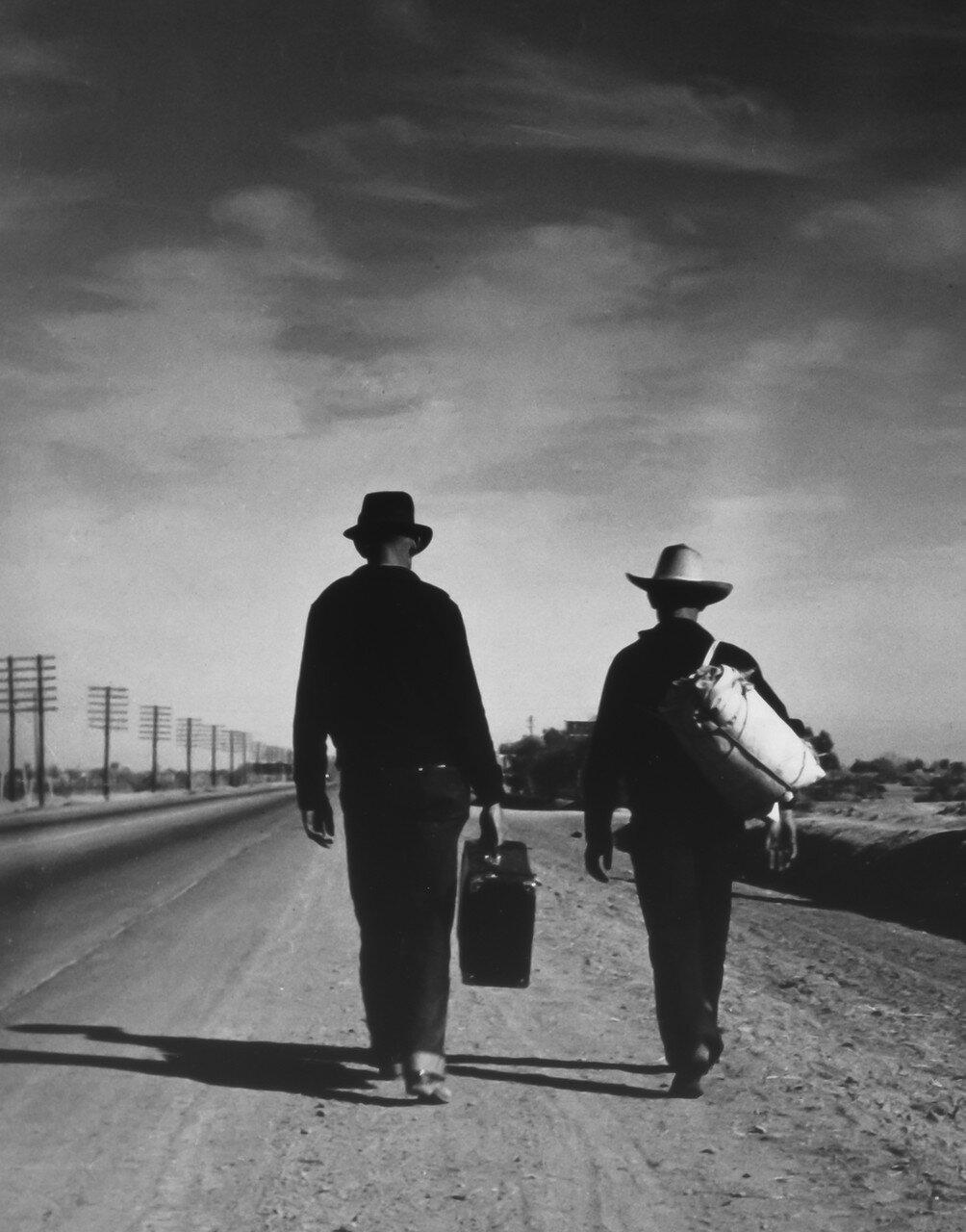 1937. На пути в Лос-Анджелес