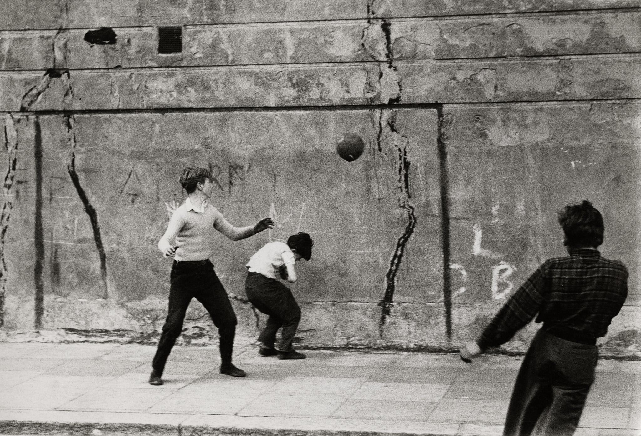 1956. Соутхэм стрит, Лондон