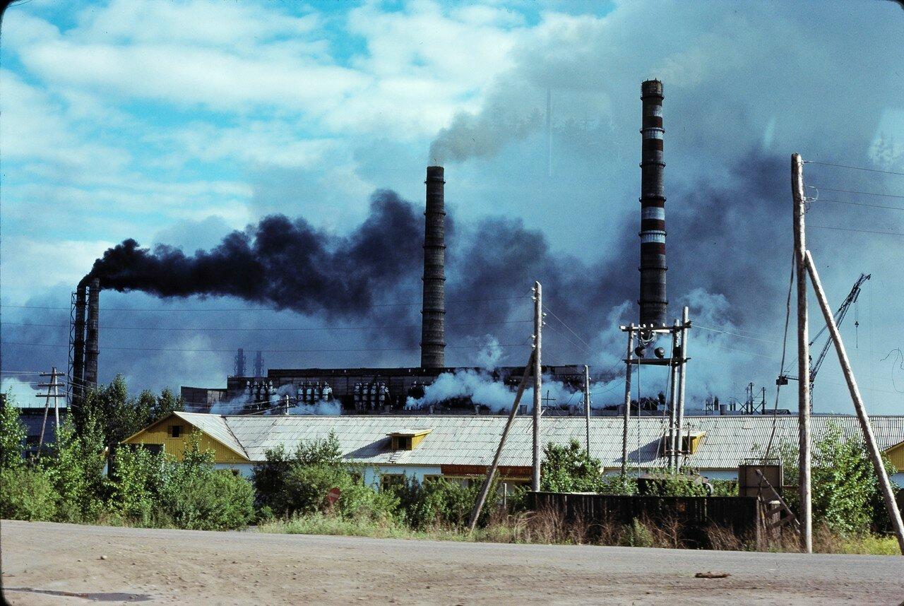 Братский целлюлозный завод