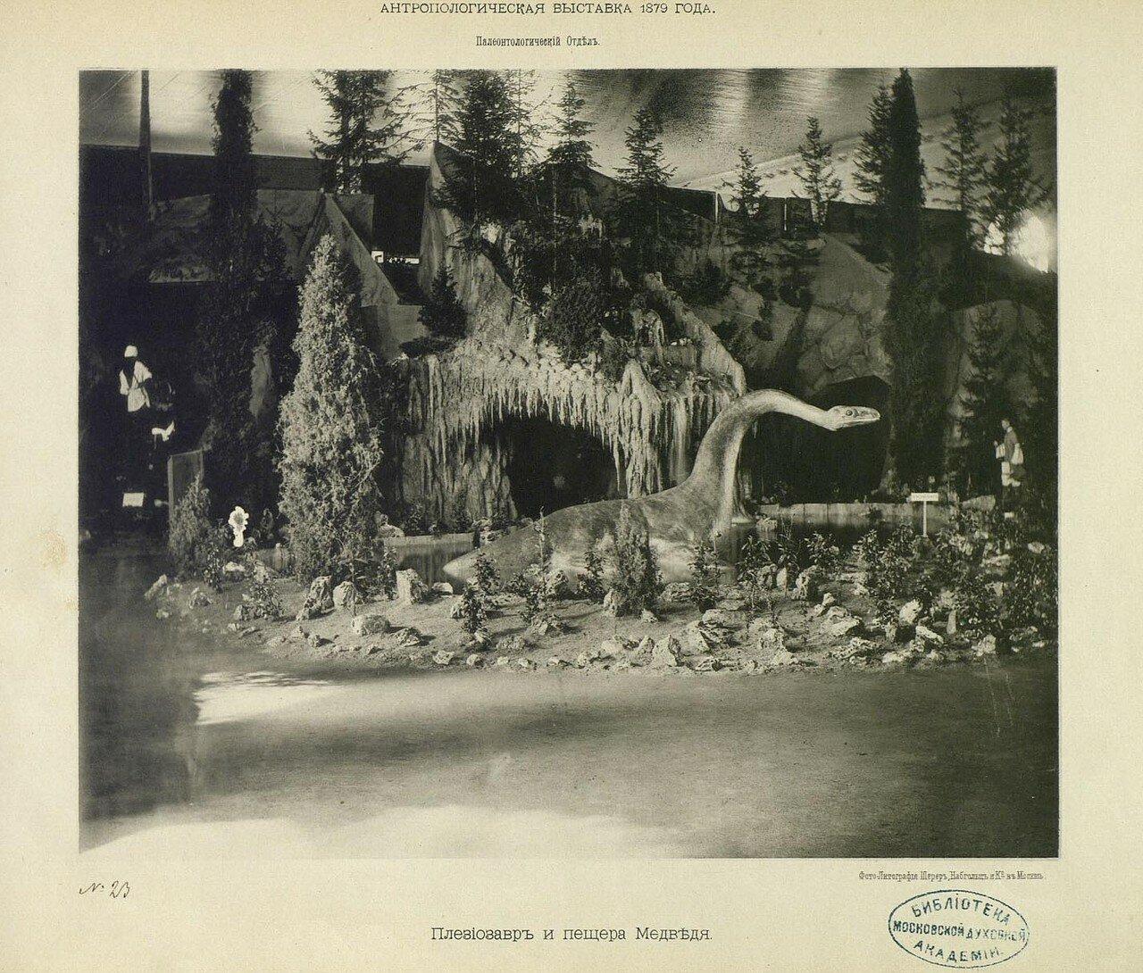 24. Плезиозавр и пещера Медведя
